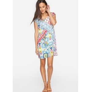 Johnny Was | Asbrie Multicolor Mini Dress